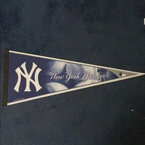 New York Yankees Pennant